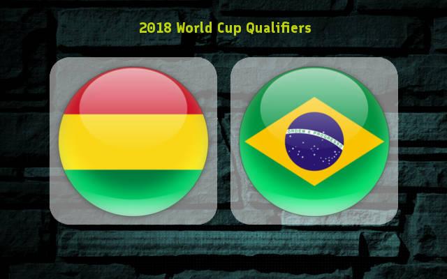 玻利维亚vs巴西首发:热苏斯搭档内马尔