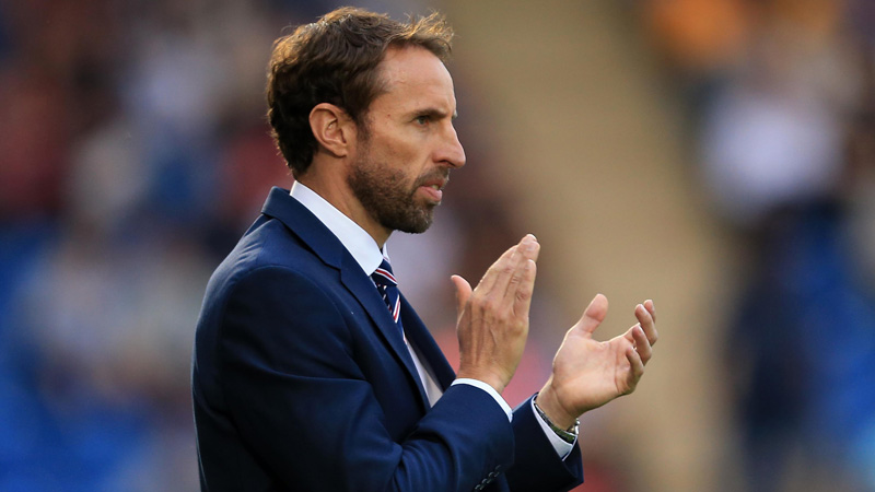 索斯盖特:英格兰需要踢得更好才能赢得更多球迷