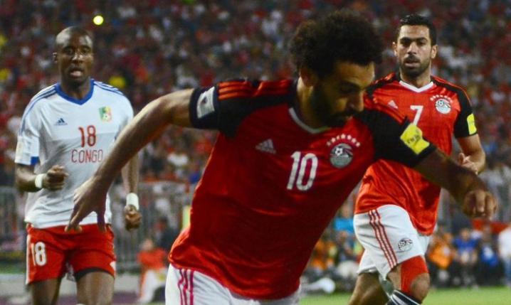 梅开二度,萨拉赫帮助埃及拿到世界杯入场券