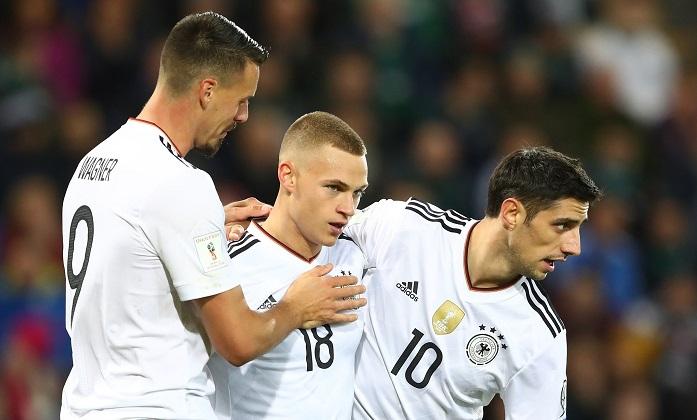 绝对主力!基米希连续22场国家队比赛踢满全场