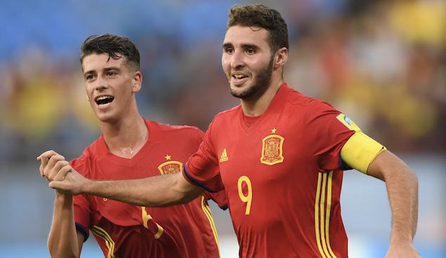 世青赛:西班牙巴西轻松取胜,德国爆冷负伊朗