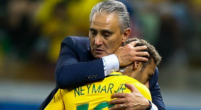 蒂特:巴西、法、德是明年世界杯的夺冠热门