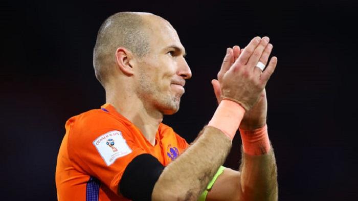 罗本:退出荷兰国家队,全心专注于拜仁