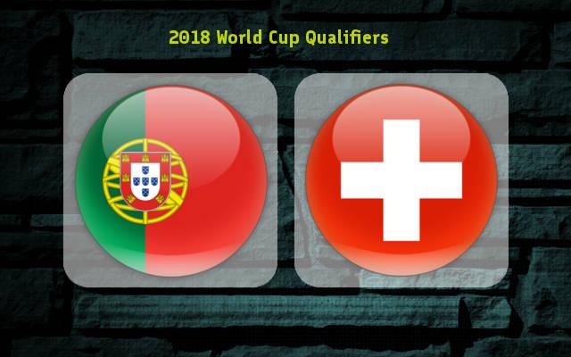 GIF:朱鲁自摆乌龙,葡萄牙1-0瑞士