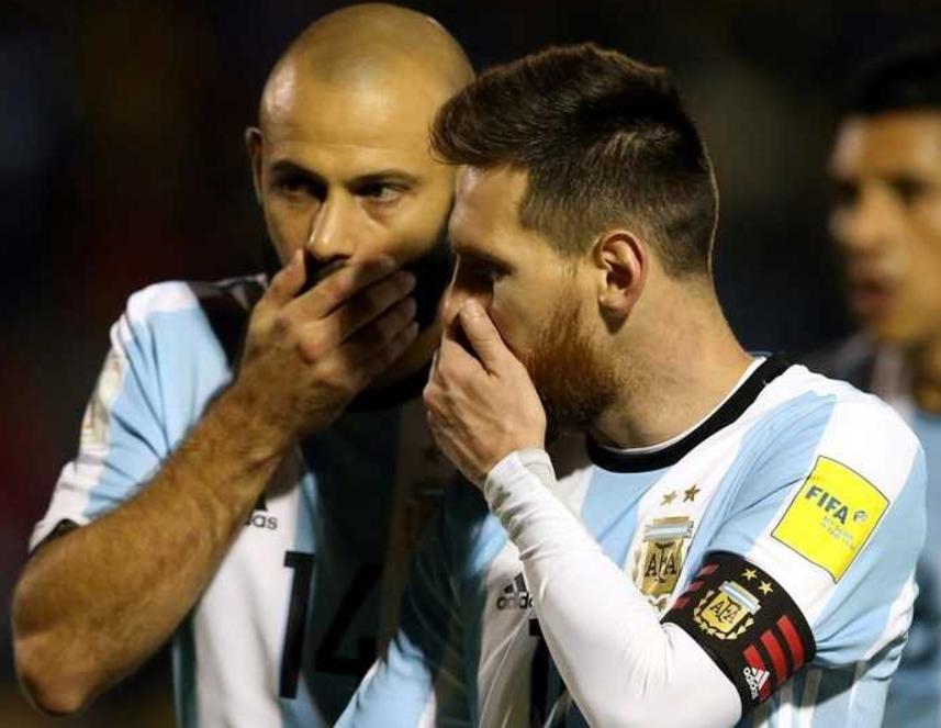 马斯切拉诺:梅西是主宰;希望世界杯是我的告别演出