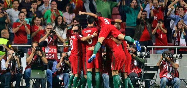 世预赛:A-席尔瓦破门,葡萄牙2-0力克瑞士晋级世界杯
