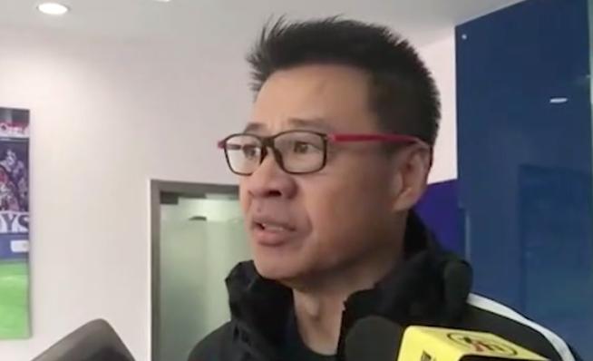 吴金贵:特维斯对我们一定会有帮助,球队准备充分