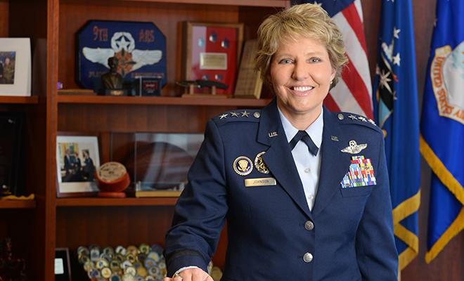 NBA任命美国退役空军中将为联盟裁判运营主任