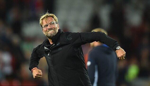 达格利什:克洛普堪称利物浦完美教练