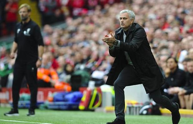 穆里尼奥:利物浦没有为我赢球打开大门