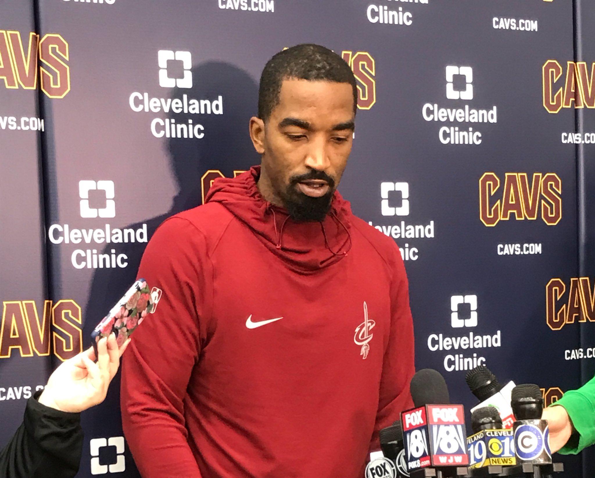 JR-史密斯因背部酸痛可能缺席对阵公牛的比赛