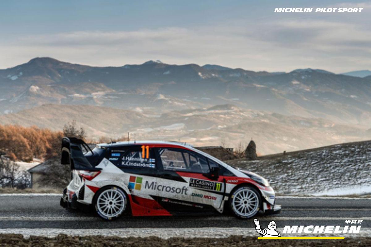 [WRC]阔别多年的丰田能重回巅峰么?