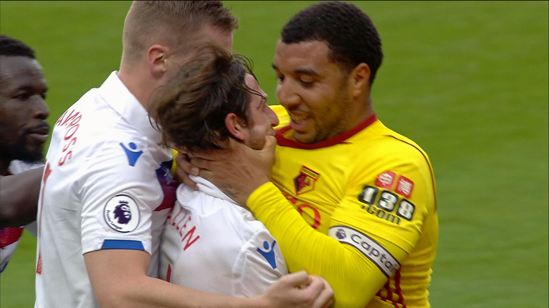 暴力行为,沃特福德队长迪尼被英足总指控