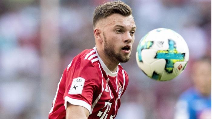莱万受伤,拜仁年轻前锋:希望在欧冠赛场替补出场