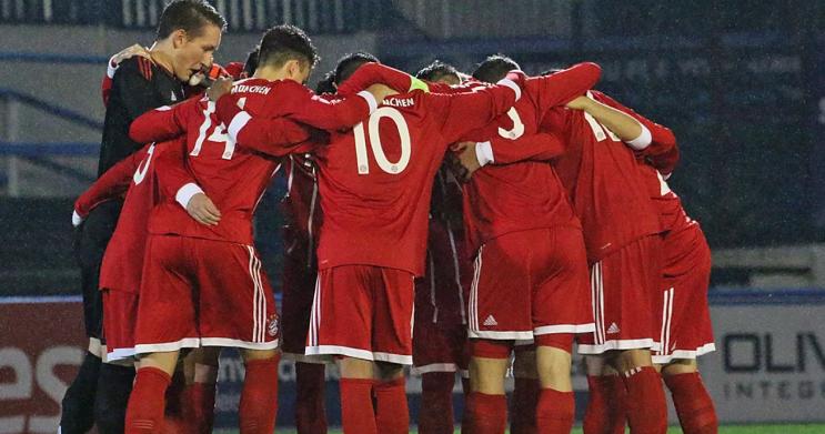 创造历史!拜仁青年队首次进入青年欧冠淘汰赛