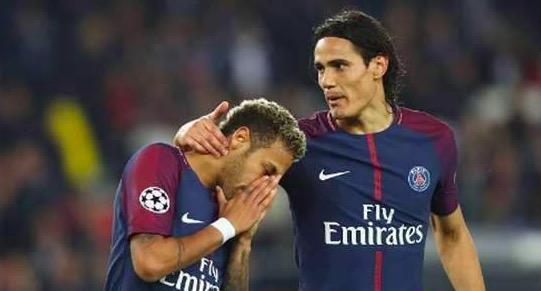 4场17球!巴黎圣日耳曼创欧冠历史纪录