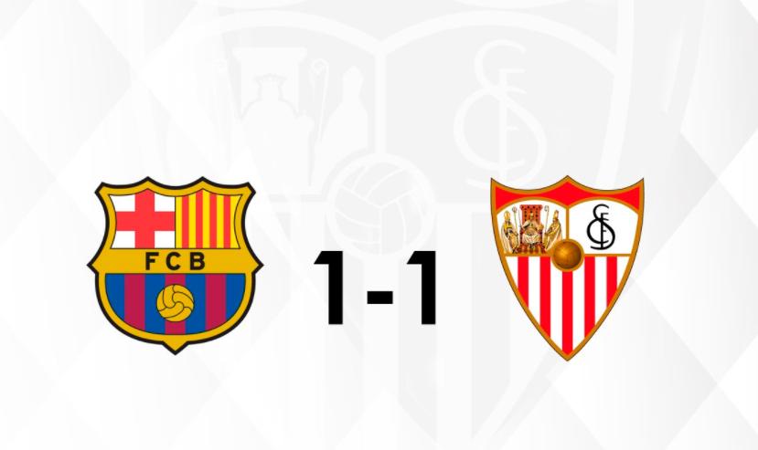 GIF:皮萨罗进球,塞维利亚扳平比分