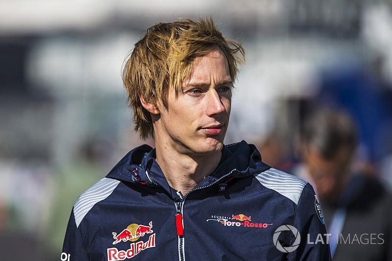 哈特利:从WEC过来,被F1赛车震惊了