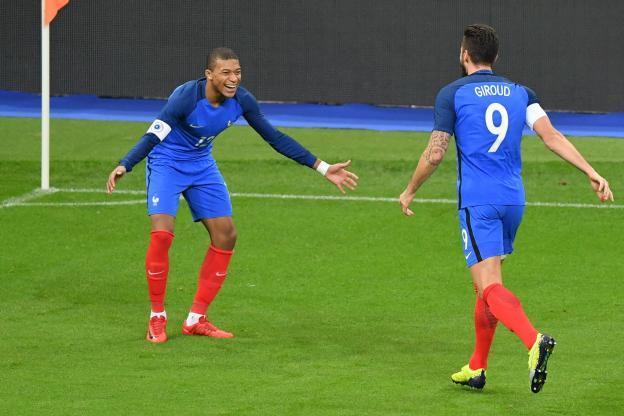 吉鲁大腿肌肉拉伤,恐错过法国与德国队友谊赛