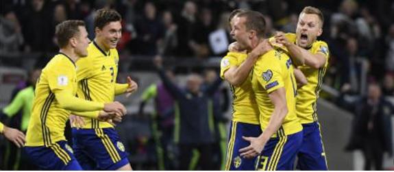 瑞典队长:和意大利的次回合比赛会非常艰难