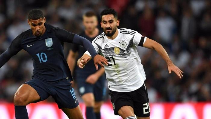 京多安:很高兴重新代表德国队出场