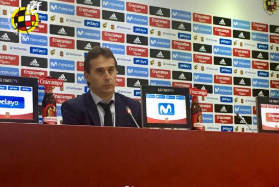 洛佩特吉:除去几个球员,需要选择的世界杯名单还很长很长