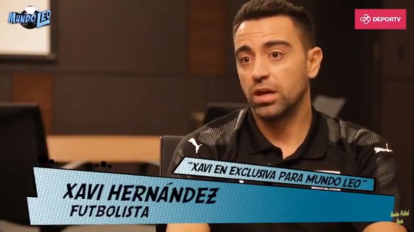 哈维:尽管签了些风格不符的球员,不过巴萨的足球没有变