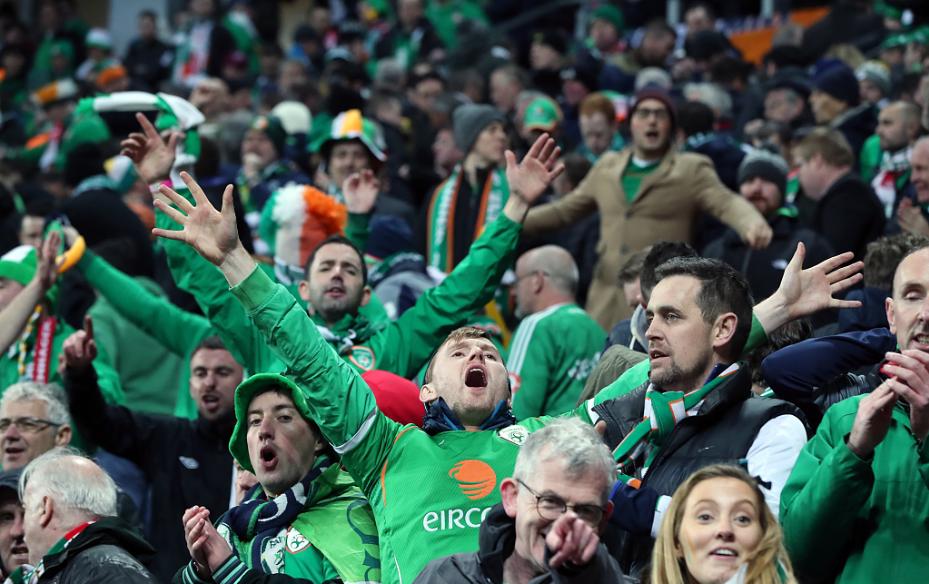 最可爱的人!哥本哈根警方:欢迎爱尔兰球迷常来