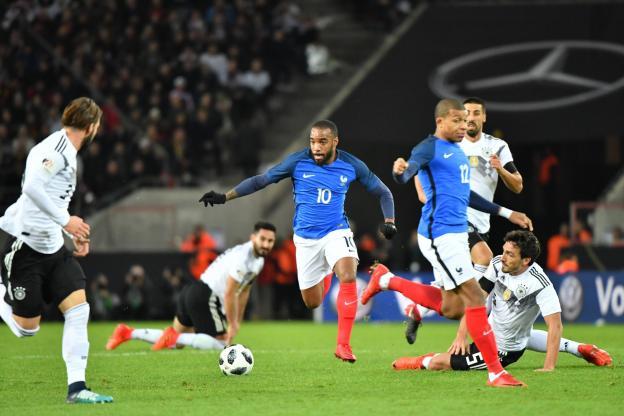 拉卡泽特:战平德国队的比赛是我国家队生涯里的最佳比赛