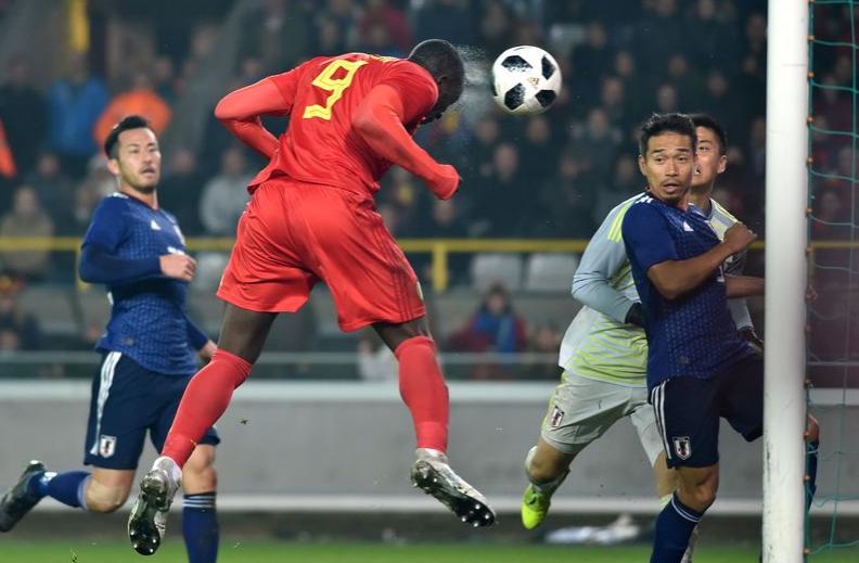 因袭击威胁,比利时与日本的友谊赛曾差点被取消