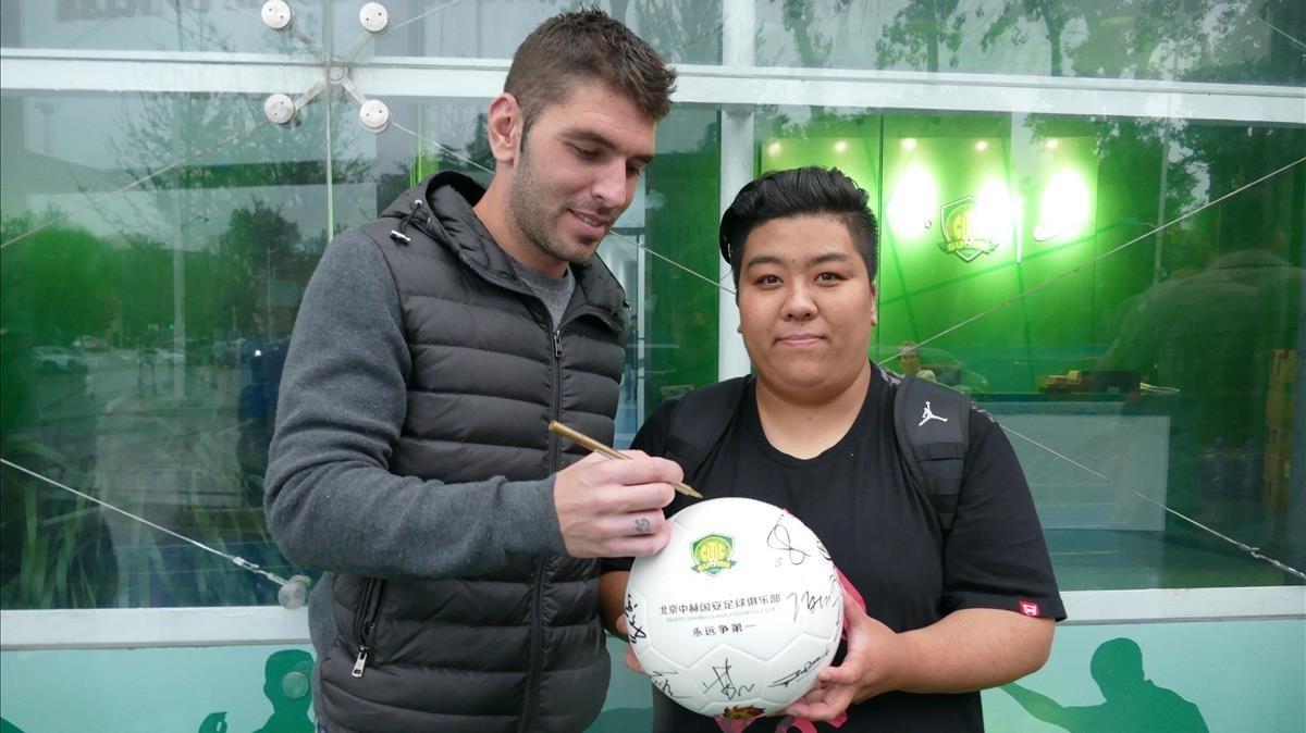 索里亚诺:外援高薪正常,否则中国球员没法与球星过招