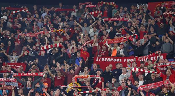 利物浦盲人球迷:塞维利亚警察说我不该入场