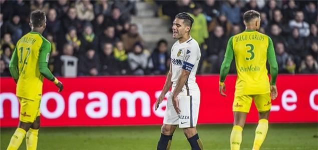 法甲综述:摩纳哥里昂均折戟,尼斯马赛客取3分