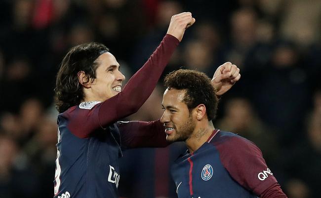 卡瓦尼、托万、卡库塔入围法甲11月最佳球员候选名单
