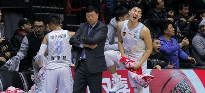 李秋平:队员们打出新疆队的魂