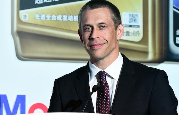NBA中国CEO舒德伟将在本赛季结束后卸任