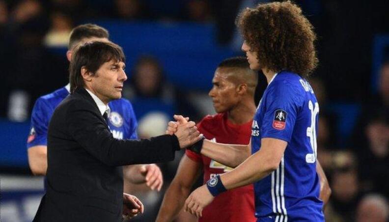 孔蒂:大卫-路易斯因膝伤无缘对阵马德里竞技