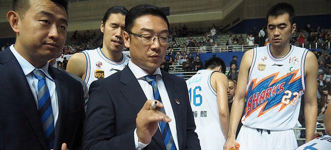 刘鹏:努力开发国内球员得分能力,盼打整体篮球