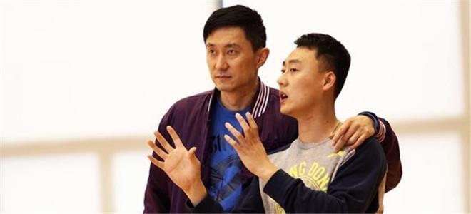 广东青年队主帅:传承欧洲打法,打球得先学做人