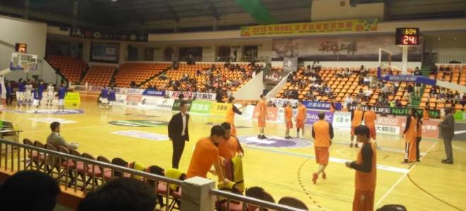 中国台北篮协计划将SBL冠亚军送CBA参加季后赛