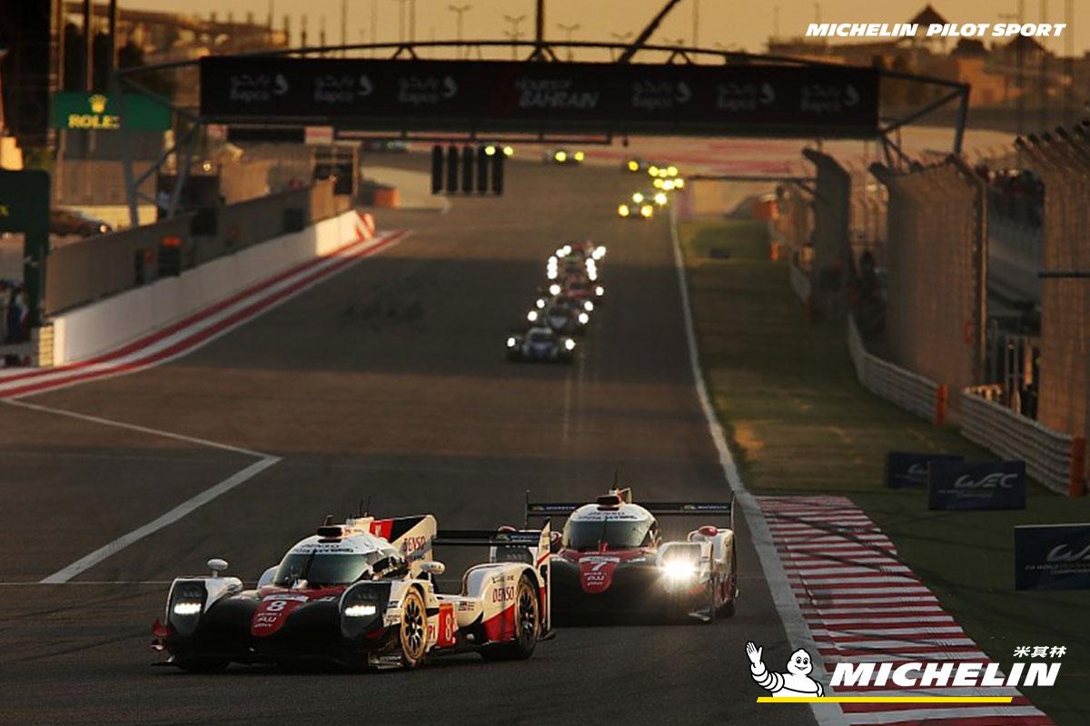 [WEC] 新赛季继续征战,LMP1仅剩的厂商车队——丰田