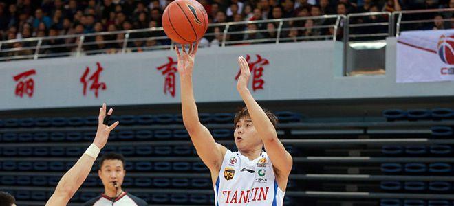李荣培7次抢断创生涯单场最高