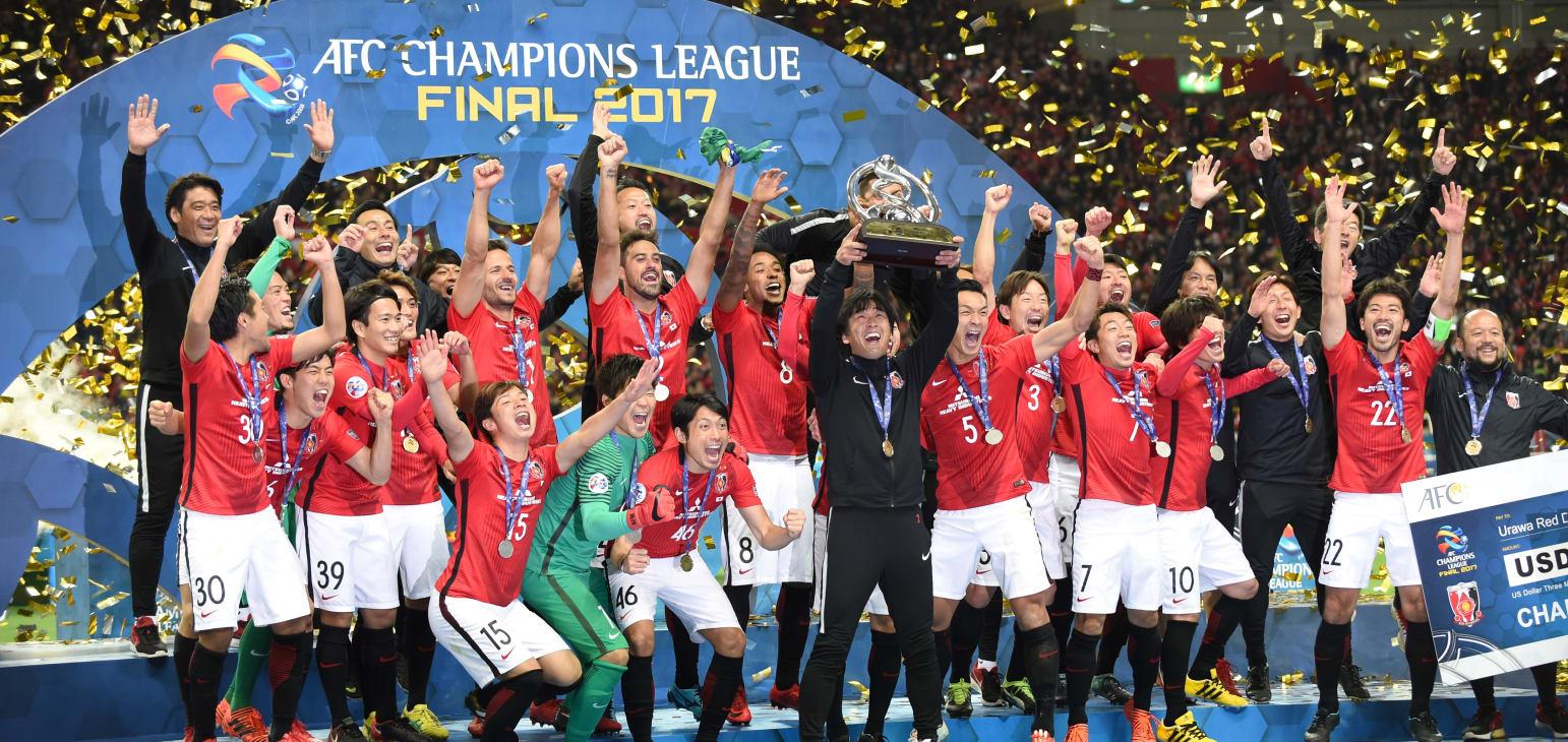 亚足联:18赛季亚冠奖金增加,冠军将获400万美元