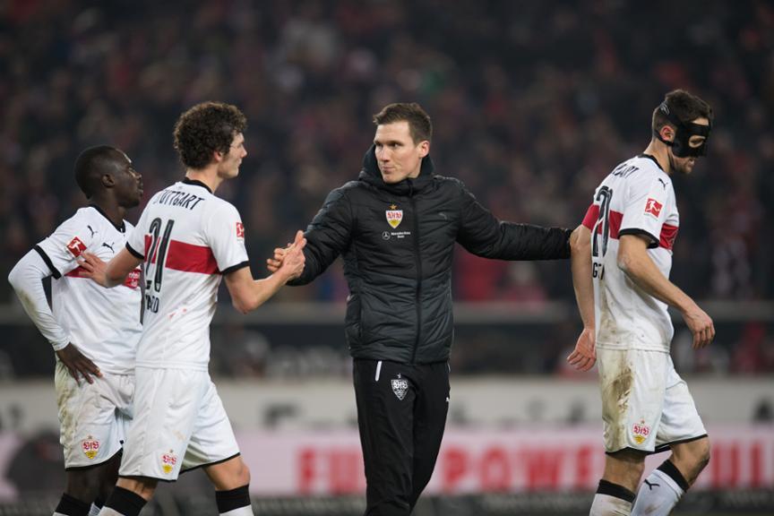 斯图加特主帅:下半赛季不容易,我们会迎接挑战
