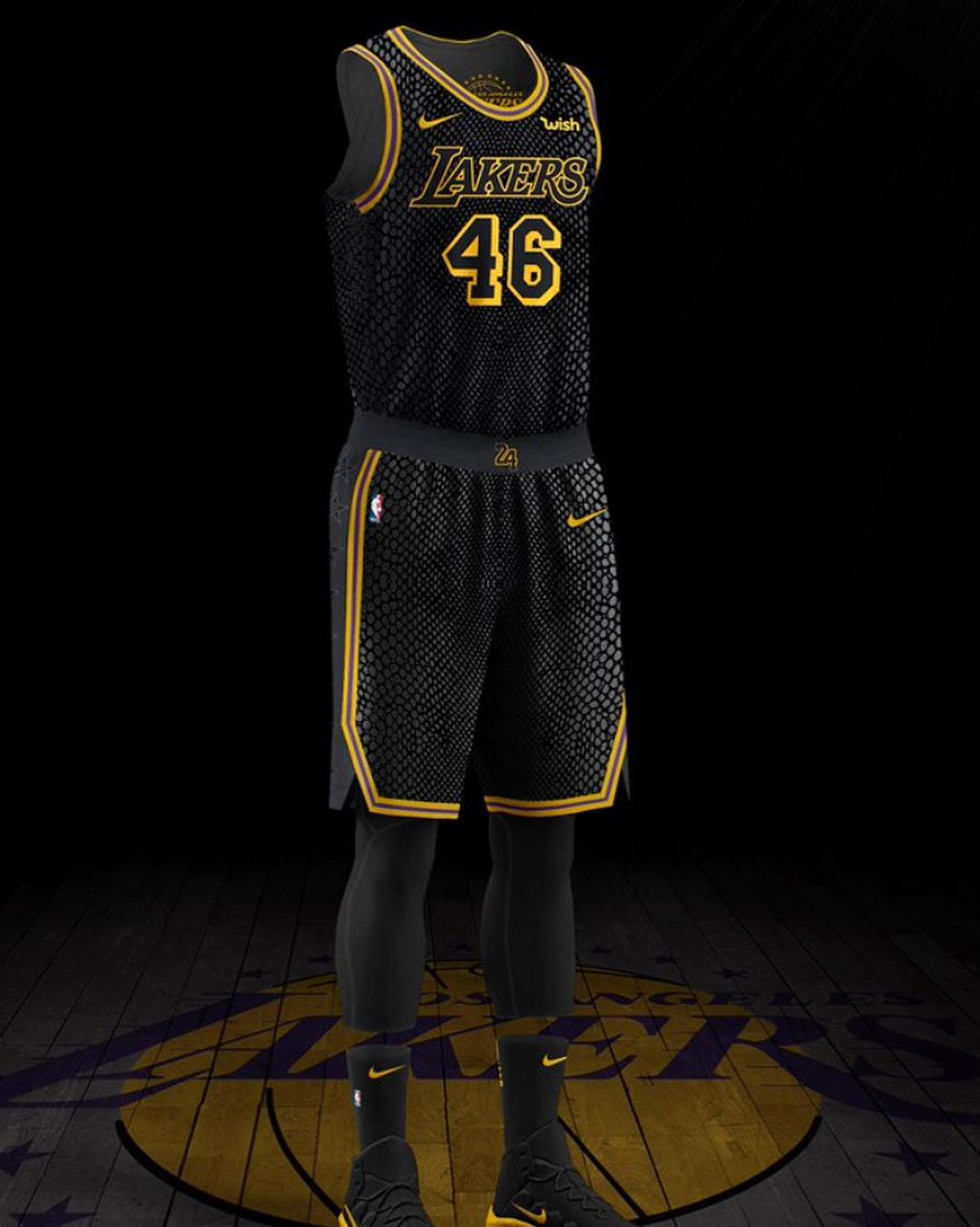 NBA TV晒图:哪款新球衣是你的最爱?