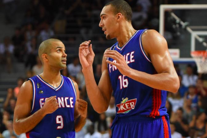 戈贝尔:帕克和迪奥帮助了法国球员进军NBA