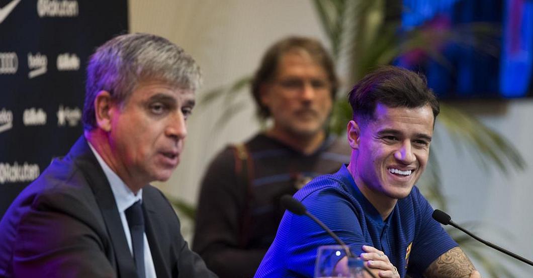 巴萨副主席:利物浦降低要价是库蒂尼奥交易达成的关键