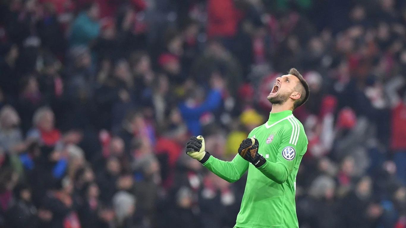 官方:乌尔赖希当选拜仁十二月最佳球员
