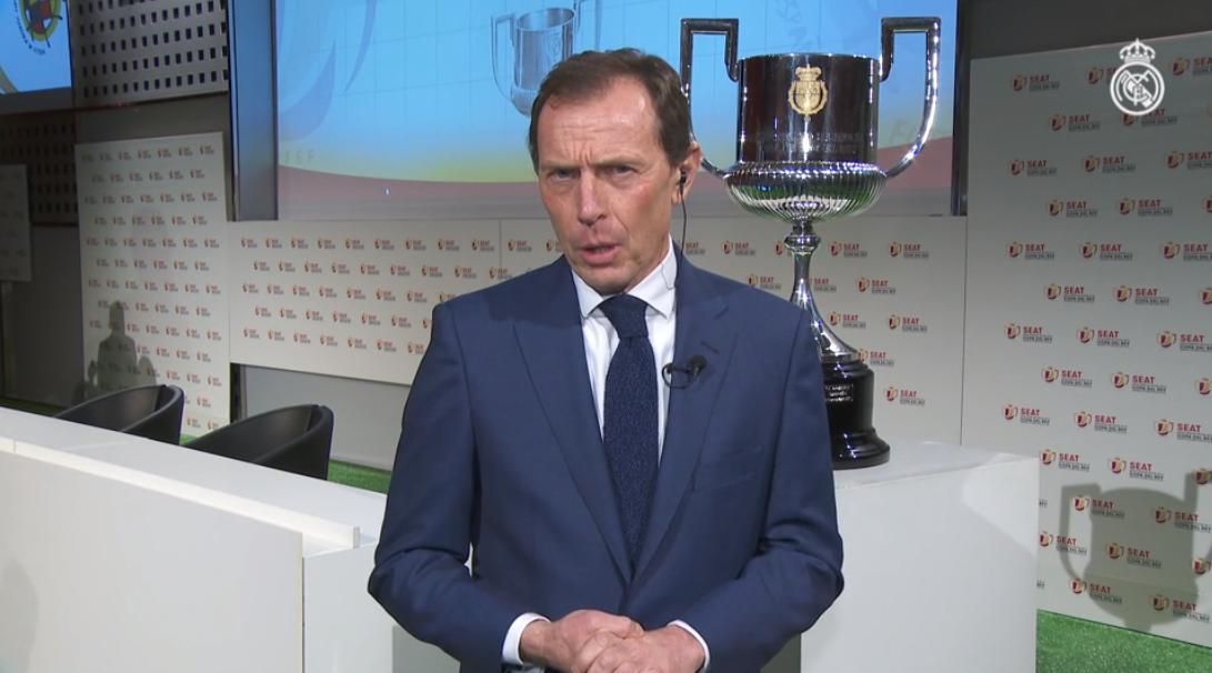 皇马高管:国王杯决赛将是一年中最美妙的比赛之一