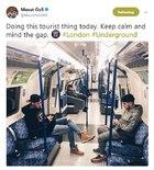 拒绝超跑,厄齐尔乘坐地铁游伦敦